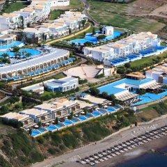 Отель Atrium Prestige Thalasso Spa Resort & Villas пляж