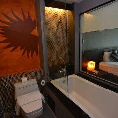 Отель Chaweng Noi Pool Villa Таиланд, Самуи - 2 отзыва об отеле, цены и фото номеров - забронировать отель Chaweng Noi Pool Villa онлайн ванная фото 2
