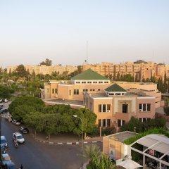 Отель Tempoo Hotel Marrakech Марокко, Марракеш - отзывы, цены и фото номеров - забронировать отель Tempoo Hotel Marrakech онлайн балкон