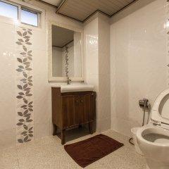 Отель The Train Resort ванная