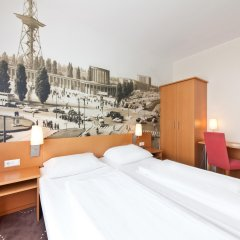 Novum Hotel Franke Берлин комната для гостей