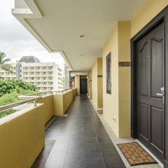 Patong Pearl Hotel балкон