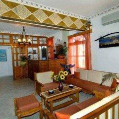 Отель Blue Sky Hotel Греция, Остров Санторини - отзывы, цены и фото номеров - забронировать отель Blue Sky Hotel онлайн интерьер отеля фото 2