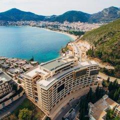 Отель Harmonia Residence Черногория, Будва - отзывы, цены и фото номеров - забронировать отель Harmonia Residence онлайн пляж