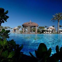 Отель Emirates Palace Abu Dhabi бассейн фото 3