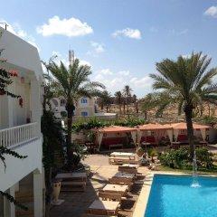 Отель Rodes Тунис, Мидун - отзывы, цены и фото номеров - забронировать отель Rodes онлайн бассейн фото 2