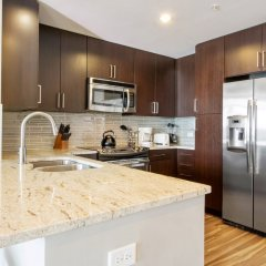 Отель Gallery Bethesda Apartments США, Бетесда - отзывы, цены и фото номеров - забронировать отель Gallery Bethesda Apartments онлайн фото 13
