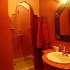 Отель Riad Bianca Марракеш ванная