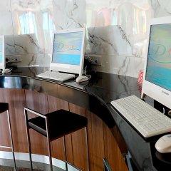 D Hotel Pattaya Паттайя интерьер отеля