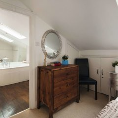 Апартаменты The Cromwell Road Rooftop Apartment - LSBI комната для гостей фото 3