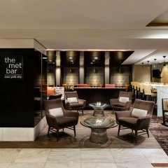 Отель DoubleTree by Hilton Metropolitan - New York City США, Нью-Йорк - 9 отзывов об отеле, цены и фото номеров - забронировать отель DoubleTree by Hilton Metropolitan - New York City онлайн фото 4
