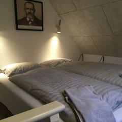 Отель Hørhavegården Дания, Орхус - отзывы, цены и фото номеров - забронировать отель Hørhavegården онлайн комната для гостей фото 5