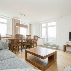 Отель Appartement Ontop Германия, Гамбург - отзывы, цены и фото номеров - забронировать отель Appartement Ontop онлайн комната для гостей фото 4