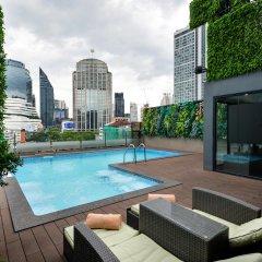Отель Aspira Grand Regency Sukhumvit 22 Таиланд, Бангкок - отзывы, цены и фото номеров - забронировать отель Aspira Grand Regency Sukhumvit 22 онлайн бассейн
