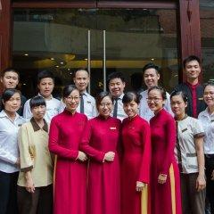 Hanoi Elegance Ruby Hotel фото 2