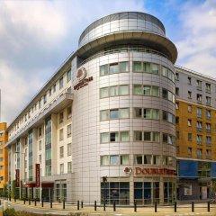 Отель DoubleTree by Hilton Hotel London - Chelsea Великобритания, Лондон - 1 отзыв об отеле, цены и фото номеров - забронировать отель DoubleTree by Hilton Hotel London - Chelsea онлайн вид на фасад