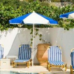 Отель Glaros пляж фото 2