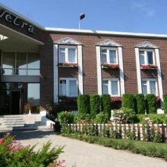 Отель Vetra Литва, Клайпеда - отзывы, цены и фото номеров - забронировать отель Vetra онлайн вид на фасад фото 2