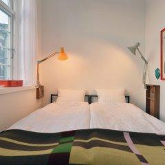 Отель Carmel Дания, Орхус - отзывы, цены и фото номеров - забронировать отель Carmel онлайн комната для гостей фото 2