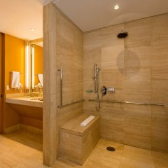 Отель Grand Hyatt Sao Paulo ванная фото 2