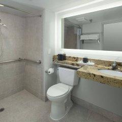 Отель Carlyle Inn ванная фото 2