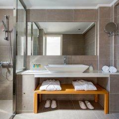 Отель Anamnesis Spa Luxury Apartments Греция, Остров Санторини - отзывы, цены и фото номеров - забронировать отель Anamnesis Spa Luxury Apartments онлайн ванная