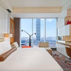 Отель W Taipei Тайвань, Тайбэй - отзывы, цены и фото номеров - забронировать отель W Taipei онлайн комната для гостей фото 2