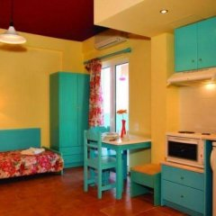 Отель Stalis Blue Sea Front Deluxe Rooms в номере