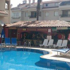 Отель Club Meridyen бассейн