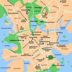 Отель Scandic Kallio Финляндия, Хельсинки - - забронировать отель Scandic Kallio, цены и фото номеров городской автобус
