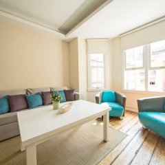 Апартаменты Galata Tower VIP Apartment Suites комната для гостей фото 5