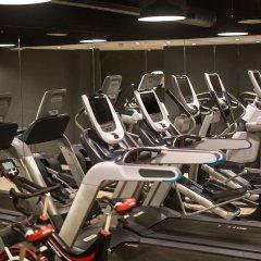 Отель Hilton Brighton Metropole фитнесс-зал фото 4