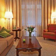 Гранд Отель Поляна Виллы комната для гостей фото 3