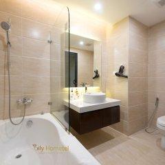 Отель Lily Hometel Imperia Garden ванная
