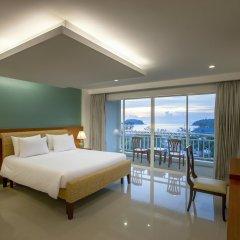 Отель Chanalai Flora Resort, Kata Beach 4* Номер Премиум разные типы кроватей