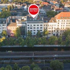 Отель acama Hotel & Hostel Kreuzberg Германия, Берлин - 1 отзыв об отеле, цены и фото номеров - забронировать отель acama Hotel & Hostel Kreuzberg онлайн вид на фасад