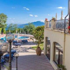 Grand Hotel Hermitage & Villa Romita бассейн