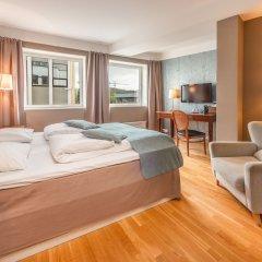 Отель GamlaVærket Gjæstgiveri og Tracteringssted комната для гостей фото 3