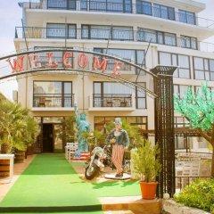 Отель В Американском Отеле Болгария, Поморие - отзывы, цены и фото номеров - забронировать отель В Американском Отеле онлайн детские мероприятия фото 2