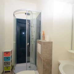 Отель Smile Ницца ванная