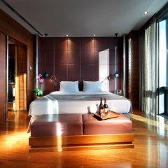 Отель Eurostars Madrid Tower Мадрид комната для гостей фото 3