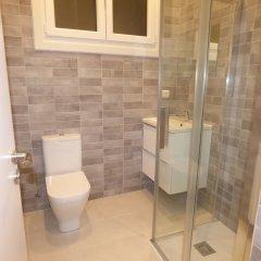 Отель Aizlur SI1I Испания, Сан-Себастьян - отзывы, цены и фото номеров - забронировать отель Aizlur SI1I онлайн ванная