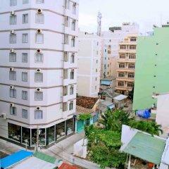 HT3 Hotel балкон
