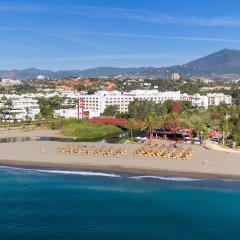Отель Melia Marbella Banus пляж