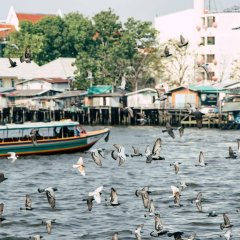 Отель Theatre Residence Таиланд, Бангкок - 1 отзыв об отеле, цены и фото номеров - забронировать отель Theatre Residence онлайн пляж фото 2
