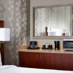 Отель Courtyard Milpitas Silicon Valley удобства в номере