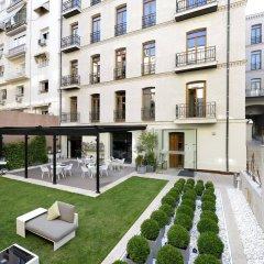 Hotel Único Madrid - Small Luxury Hotels of the World балкон