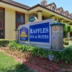 Отель Best Western Plus Raffles Inn & Suites фото 4