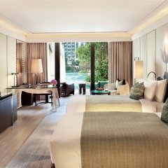 Отель Siam Kempinski Hotel Bangkok Таиланд, Бангкок - 1 отзыв об отеле, цены и фото номеров - забронировать отель Siam Kempinski Hotel Bangkok онлайн комната для гостей фото 2