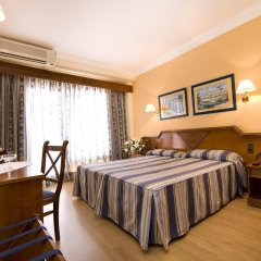 Отель Monarque Fuengirola Park Испания, Фуэнхирола - 2 отзыва об отеле, цены и фото номеров - забронировать отель Monarque Fuengirola Park онлайн комната для гостей фото 3